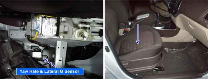 Yaw Rate Sensor >> AutoHex Online Help: Hyundai i20(PB) 2012 Fault Code: c1643