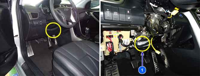 Yaw Rate Sensor >> AutoHex Online Help: Hyundai i30(GDe) 2013 Fault Code: c1260